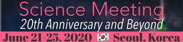 Gemini Science Meeting 2020. June 21-26. Seoul, Korea.